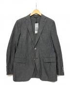 allegri(アレグリ)の古着「テーラードジャケット」|グレー