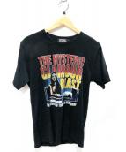 Hysteric Glamour(ヒステリックグラマー)の古着「半袖Tシャツ」|ブラック