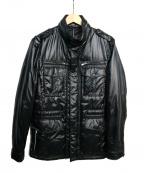 blackbarrett(ブラックバレット)の古着「ダウンジャケット」 ブラック