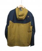 MARMOT(マーモット)の古着「Comodo Jacket」|ブラウン×ネイビー