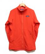 Patagonia()の古着「Tech face jacket」|レッド