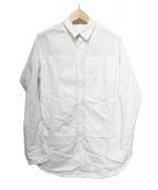 YohjiYamamoto pour homme(ヨウジヤマモトプールオム)の古着「シャツ」 ホワイト