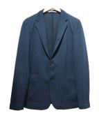 ck Calvin Klein(シーケーカルバンクライン)の古着「テーラードジャケット」|ネイビー