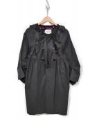 UNDERCOVER(アンダーカバー)の古着「撥水コート」 グレー