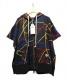 Vivienne Westwood man(ヴィヴィアンウエストウッドマン)の古着「スクエアスリーブフェルパパーカー」|ブラック