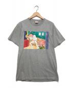 SUPREME(シュプリーム)の古着「Bedroom Tee」 グレー