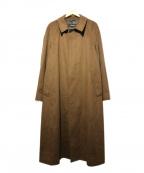 allegri(アレグリ)の古着「カシミヤロングコート」|ブラウン
