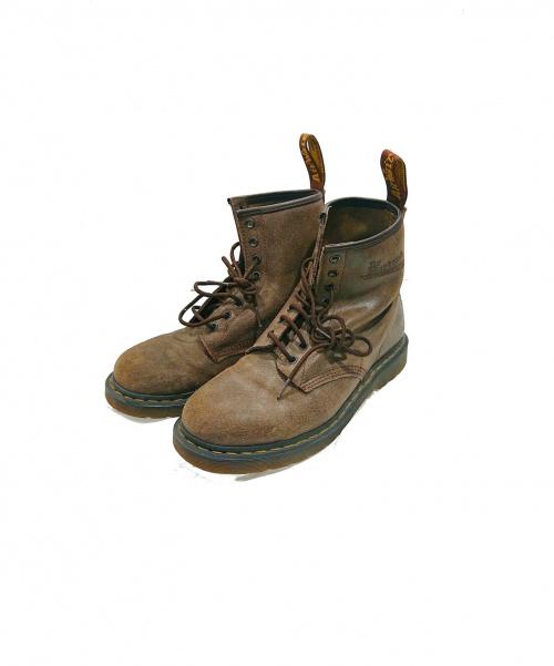 Dr.Martens(ト゛クターマーチン)Dr.Martens (ドクターマーチン) ブーツ ブラウン サイズ:UK8の古着・服飾アイテム