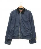Sears(シアーズ)の古着「60'Sヴィンテージージジップデニムジャケット」|インディゴ