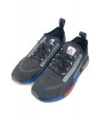()の古着「NMD R1 SPECTOO」|ブラック×ブルー