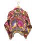 GIANNI VERSACE (ジャンニヴェルサーチ) 古着ジャケット ピンク サイズ:表記無し:4800円