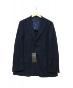 RING JACKET(リングヂャケット)の古着「段返りジャケット」|ネイビー