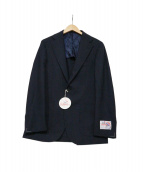 RING JACKET(リングヂャケット)の古着「ジャケット」|ネイビー