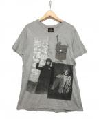 TAKAHIROMIYASHITA TheSoloIst.()の古着「ポケットTシャツ」|グレー
