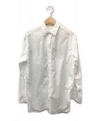 DEUXIEME CLASSE(ドゥーズィエム クラス)の古着「washerシャツ」|ホワイト