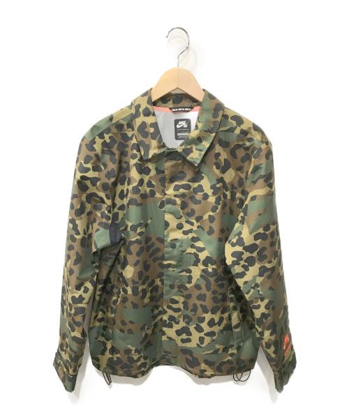 NIKE(ナイキ)NIKE (ナイキ) GORE-TAX JAGMOジャケット グリーン サイズ:Lの古着・服飾アイテム