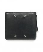 Martin Margiela11(マルタンマルジェラ11)の古着「2つ折り財布」|ブラック
