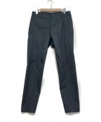 DESCENTE ALLTERRAIN(デザイント オルテライン)の古着「テーパードパンツ」|グレー