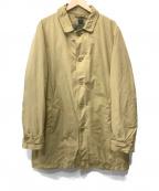 ASPESI(アスペジ)の古着「ライナー付コート」 ベージュ