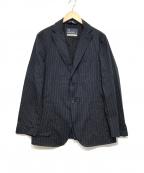 Fraizzoli(フライツォーリ)の古着「テーラードジャケット」|ネイビー
