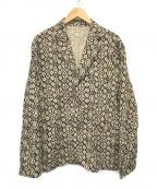 GAIJIN MADE(ガイジンメイド)の古着「テーラードジャケット」|ブラック