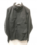 MINOTAUR(ミノトール)の古着「Waterproof Stretch M-65」|ブラック