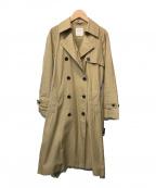 UNITED TOKYO(ユナイテッドトウキョウ)の古着「トレンチコート」 ベージュ