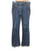LEE(リー)の古着「70sデニムパンツ」|ブルー