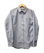 narifuri(ナリフリ)の古着「イージーケアコミュートシャツ」 ネイビー
