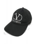 ()の古着「ドリーマーズベースボールハット」|ブラック