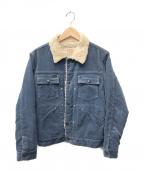 Pherrow's()の古着「ランチジャケット」|ブルー