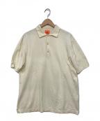 ANDERSEN-ANDERSEN(アンデルセン アンデルセン)の古着「ポロシャツ」 ホワイト