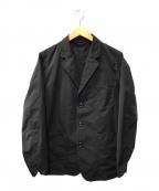 SOPHNET.(ソフネット)の古着「3ボタンテーラードジャケット」 ブラック