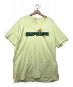 ()の古着「Lizard Tee」|グリーン
