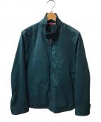 PS Paul Smith(PSポールスミス)の古着「ブルゾン」|グリーン