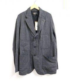 RRL(ダブルアールエル)の古着「ウールブレンドスポーツコート」|グレー