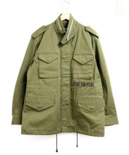 Rags McGREGOR(ラグス マクレガー)の古着「M-65ミリタリージャケット」 カーキ