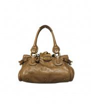Chloe(クロエ)の古着「ハンドバッグ」|ベージュ