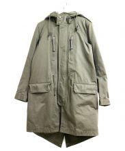 AMERICAN RAG CIE(アメリカンラグシー)の古着「ライナー付モッズコート」