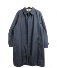 BURBERRY BLACK LABEL(バーバリーブラックレーベル)の古着「チェック裏地ステンカラーコート」