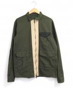 DSQUARED2(ディースクエアード)の古着「切替デザインジップジャケット」