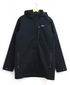 Patagonia(パタゴニア)の古着「トレス・スリーインワン・パーカー」 ブラック