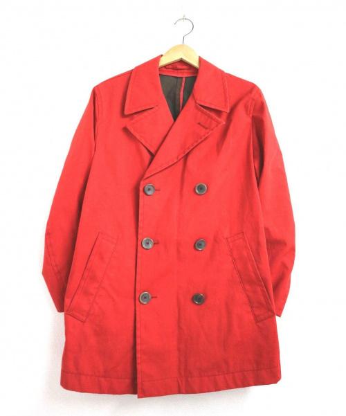 HERNO(ヘルノ)HERNO (ヘルノ) カラートレンチコート レッド サイズ:SIZE 50 参考定価15万円前後の古着・服飾アイテム