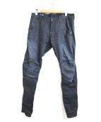 G-STAR RAW(ジースターロウ)の古着「D-Staq 3D Slim Jeans」|インディゴ