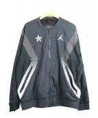 JORDAN(ジョーダン)の古着「ALLSTAR GAME JACKET」|ブラック