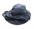 SASQUATCHfabrix.(サスクワァッチ ファブリックス)の古着「EAR MUFFS HAT」|ブラック