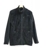 THE NORTH FACE(ザノースフェイス)の古着「ジップインバーサミッドジャケット」|ブラック