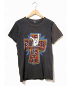 バンドTシャツ(バンドTシャツ)の古着「[古着]BLACK SABBATH バンドTシャツ」|ブラック