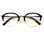 VIKTOR&ROLF(ヴィクターアンドロルフ)の古着「眼鏡」 ブラウン