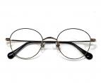 VIKTOR&ROLF(ヴィクターアンドロルフ)の古着「眼鏡」 シルバー